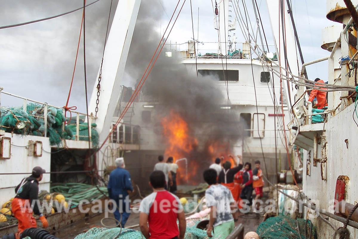 Los tripulantes de un pesquero deben adquirir la suficiente capacitación en la etapa formativa